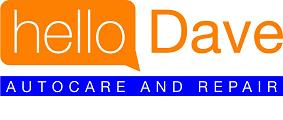 Hello Dave Autocare and Repair Logo